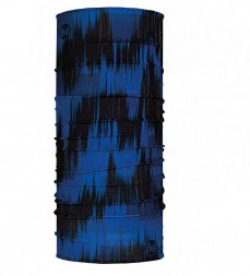 Шарф-труба BUFF 118104.715.10.00 REFLECTIVE R-PULSE CAPE BLUE